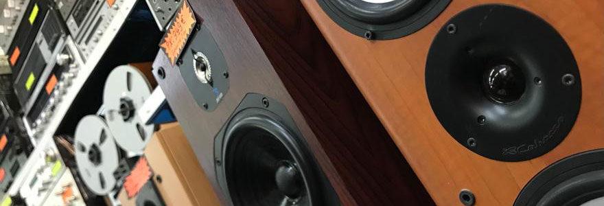 matériels Hi-Fi audio vidéo